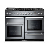 Rangemaster Nexus 110 Dual Fuel Stainless Steel Range Cooker 106100