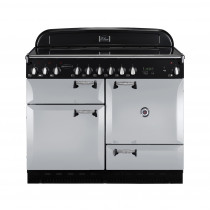 Rangemaster Elan 110 Induction Royal Pearl Range Cooker 100730