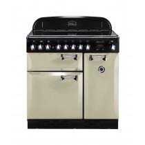 Rangemaster Elan 90 Induction Cream Range Cooker ELAS90EICR/ 89410
