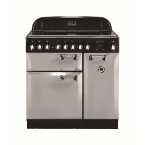 Rangemaster Elan 90 Induction Royal Pearl Range Cooker 100700