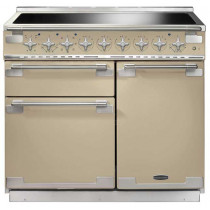 Rangemaster Elise 100 Induction Cream Range Cooker ELS100EICR/ 100170