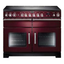 Rangemaster Excel 110 Ceramic Cranberry Range Cooker EXL110ECCY/C 105590