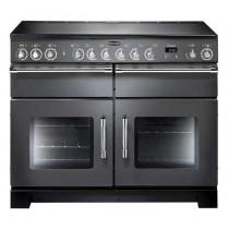 Rangemaster Excel 110 Ceramic Slate Range Cooker EXL110ECSL/C 105580