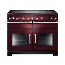 Rangemaster Excel 110 Induction Cranberry Range Cooker 10562