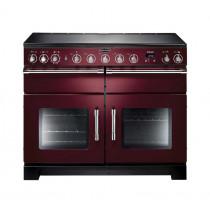 Rangemaster Excel 110 Induction Cranberry Range Cooker 10562