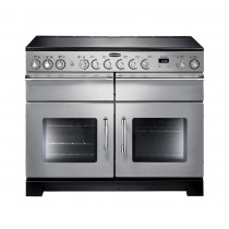Rangemaster Excel 110 Induction Stainless Steel Range Cooker EXL110EISS/C 97420