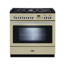 Rangemaster Professional Plus FXP Dual Fuel Cream Range Cooker 92740