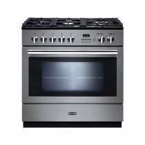 Rangemaster Professional Plus FXP Dual Fuel Stainless Steel Range Cooker 92720