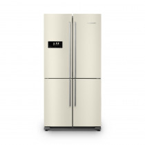 Rangemaster RSXS18IV/C Four Door Ivory 560 Litre A+ Rated Fridge Freezer 11908