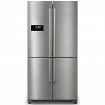 Rangemaster RSXS18SS/C Four Door Stainless Steel 560 Litre A+ Rated Fridge Freezer 11906