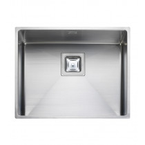 Rangemaster Atlantic Kube Single Bowl Undermount Sink - KUB50/