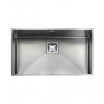 Rangemaster Atlantic Kube Single Bowl Undermount Sink - KUB70/