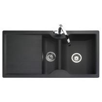 Rangemaster Lunar Onyx Sink