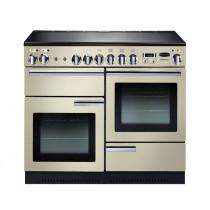 Rangemaster Professional Plus 110 Ceramic Cream Range Cooker PROP110ECCR/C 91870