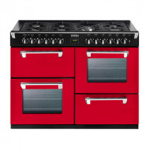 Stoves Richmond 1000GT Hot Jalapeno 100 Gas Range Cooker