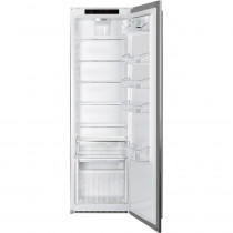Smeg RI360RX 60cm Classic Stainless Steel Integrated In Column Larder Refrigeration