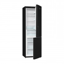 Gorenje RK6192EBK 185cm Freestanding Black Fridge Freezer