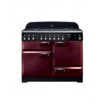 Rangemaster Elan Deluxe 110 Dual Fuel Cranberry Range Cooker ELA110DFFCY/ 118030