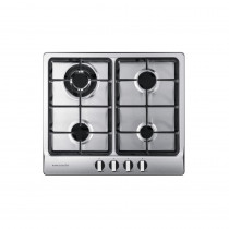 Rangemaster RMB60HPNGFSS Stainless Steel Gas Hob