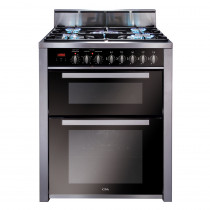 CDA Dual Fuel Range Cooker 70 Stainless Steel RV701SS