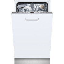 NEFF N50 S583C50X0G Fully Integrated 45cm Slimline Dishwasher