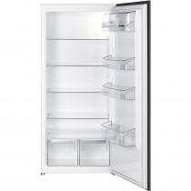 Smeg S7212LS2P Integrated In Column Larder Fridge