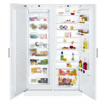 Liebherr SBS70I2 Comfort Side-By-Side Built-In Fridge Freezer
