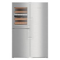 Liebherr SBSes8486 PremiumPlus Fridge Freezer