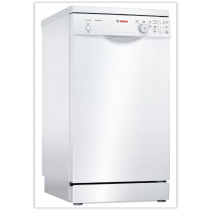 Bosch Serie 2 SPS24CW00G 45cm A+ Rated White Slimline Freestanding Dishwasher