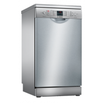 Bosch Serie 4 45cm Silver A+ Rated Freestanding Dishwasher SPS46II00G