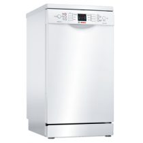 Bosch Serie 4 45cm A+ Rated White Freestanding Dishwasher SPS46IW00G