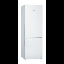 Bosch Serie 4 Freestanding White Fridge Freezer KGE49AWCAG