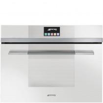 Smeg Linea 45cm White Oven SF4140VCB