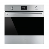 Smeg Classic Built-In 60 Stainless Steel Single Oven