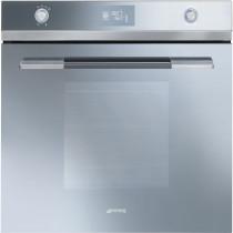 Smeg Linea 60cm Silver Glass Oven SFP125SE