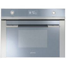 Smeg Linea 45cm Stainless Steel Compact Oven SFP4120