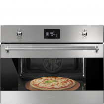 Smeg Classic 45 Stainless Steel Oven SFP4390XPZ