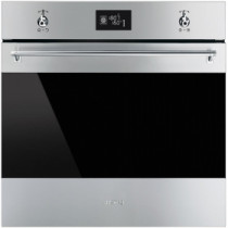 Smeg SFP6390XE Classic Built-In 60cm Stainless Steel Single Oven