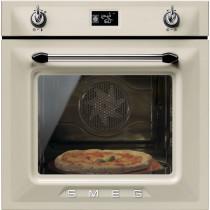 Smeg Victoria Built-In Pyrolytic 60 Cream Single Oven