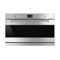 Smeg SFP9395X Classic Built-In 90cm Stainless Steel Single Oven