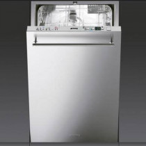 Smeg 45cm Stainless Steel Integrated Dishwasher DI45CL