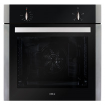 CDA Four Function Stainless Steel Electric Fan Oven SK110SS