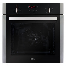 CDA Four Function Stainless Steel Electric Fan Oven SK210SS