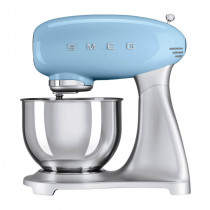 Smeg 50's Retro Style Pastel Blue Food Mixer