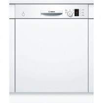 Bosch Serie 4 SMI50C12GB White Semi-Integrated Dishwasher