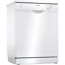 Bosch Serie 2 60cm A+ Rated White Freestanding Dishwasher SMS24AW01G