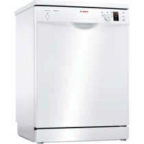 Bosch Serie 2 SMS25AW00G 60 A++ Rated White Freestanding Dishwasher
