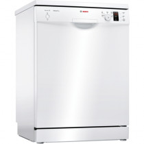 Bosch Serie 2 SMS25EW00G 60 A++ Rated White Freestanding Dishwasher