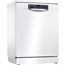 Bosch Serie 4 60cm White Freestanding Dishwasher SMS46MW02G