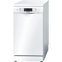Bosch Serie 6 SPS59T02GB 45cm White Slimline Freestanding Dishwasher
